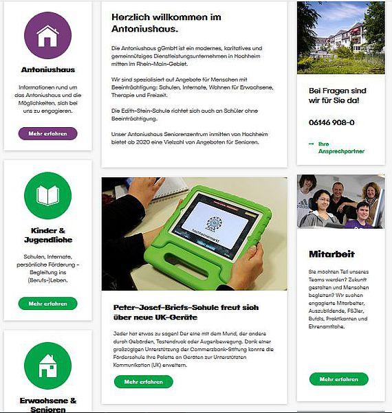 Antoniushaus - Antoniushaus Hochheim